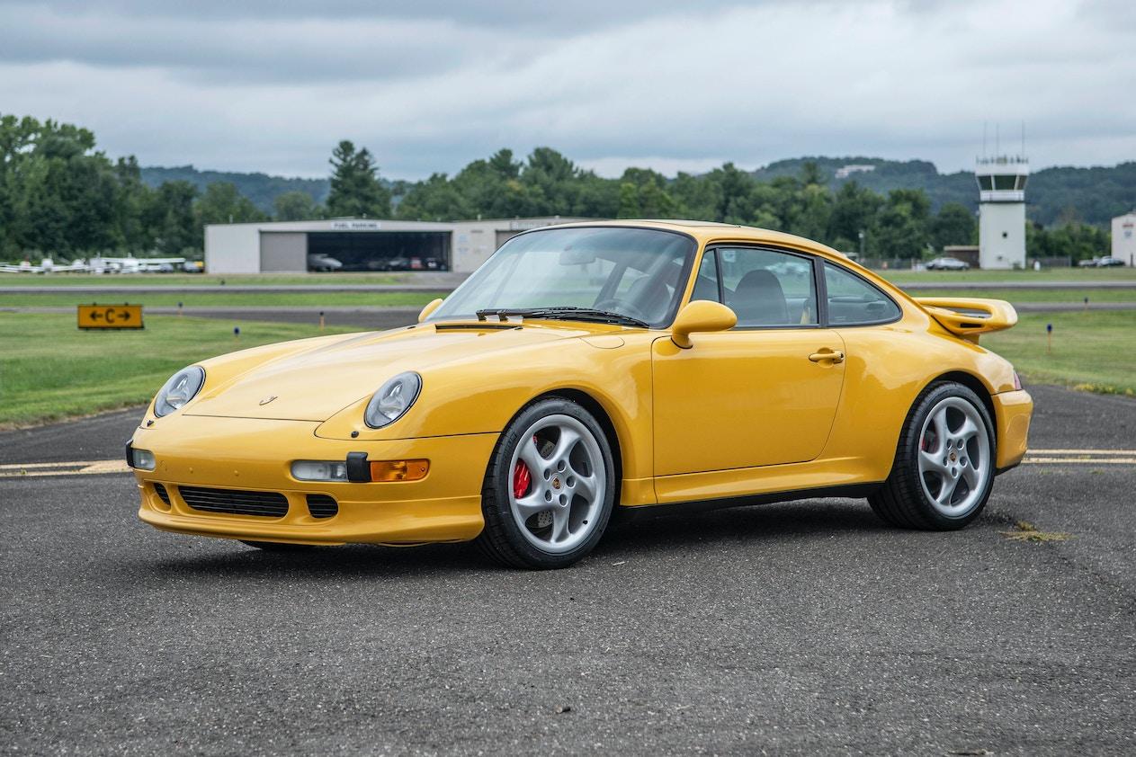1997 PORSCHE 911 (993) CARRERA 4S - 1,126 MILES