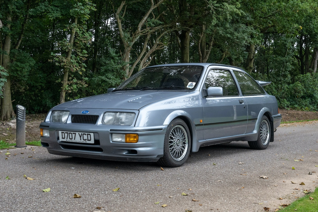 1987 FORD SIERRA RS COSWORTH - 22,825 MILES