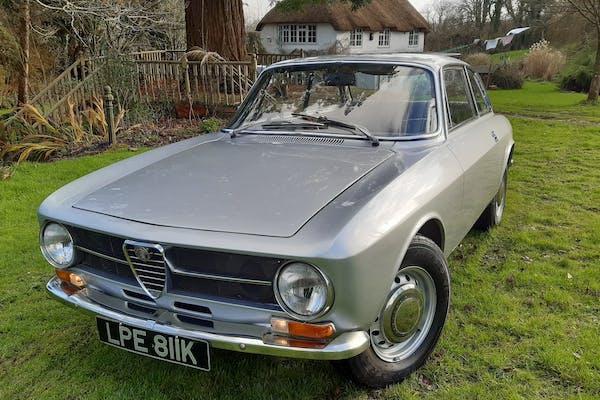 1972 ALFA ROMEO GT JUNIOR 2.0-LITRE