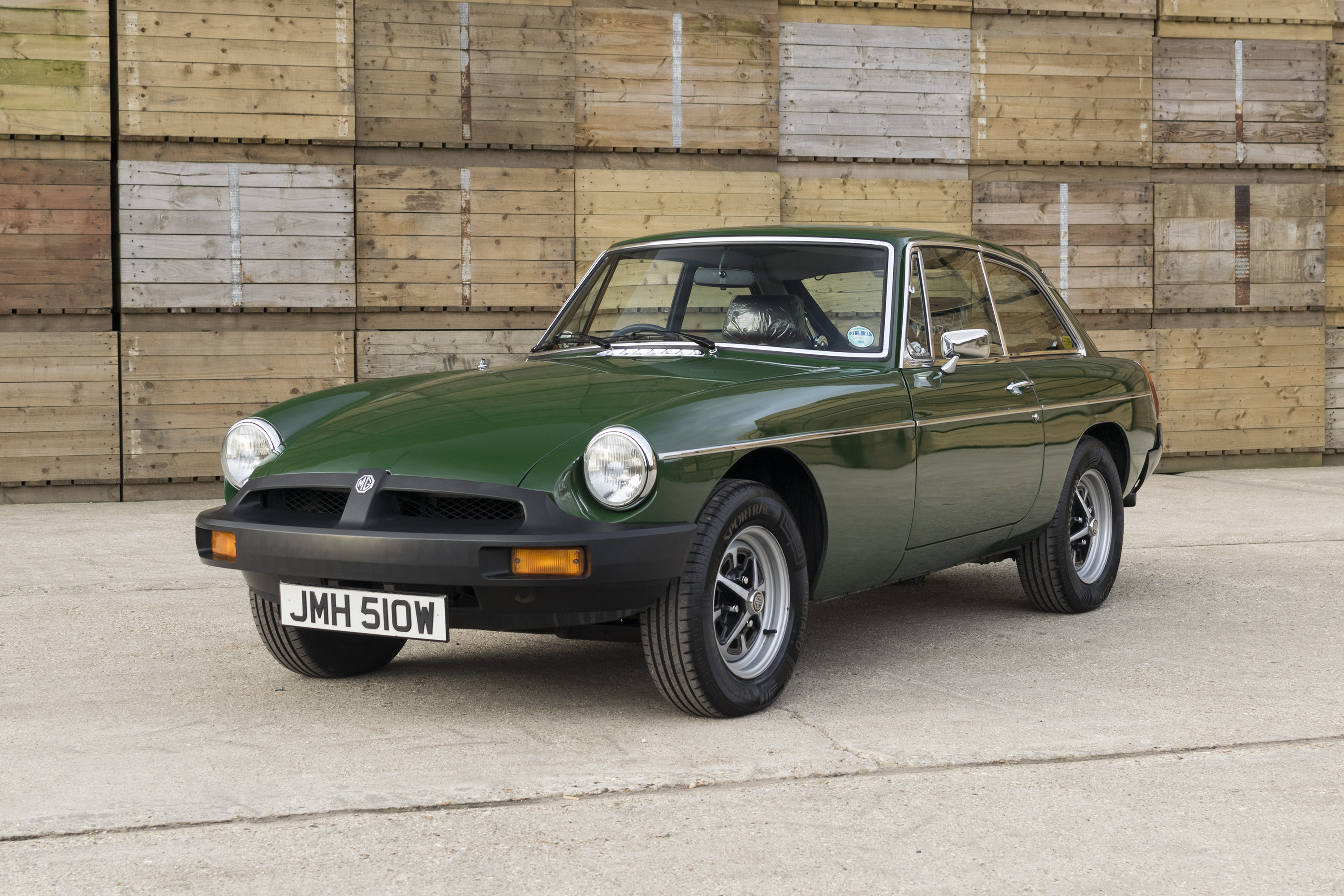 1980 MGB GT - 1,669 MILES FROM NEW