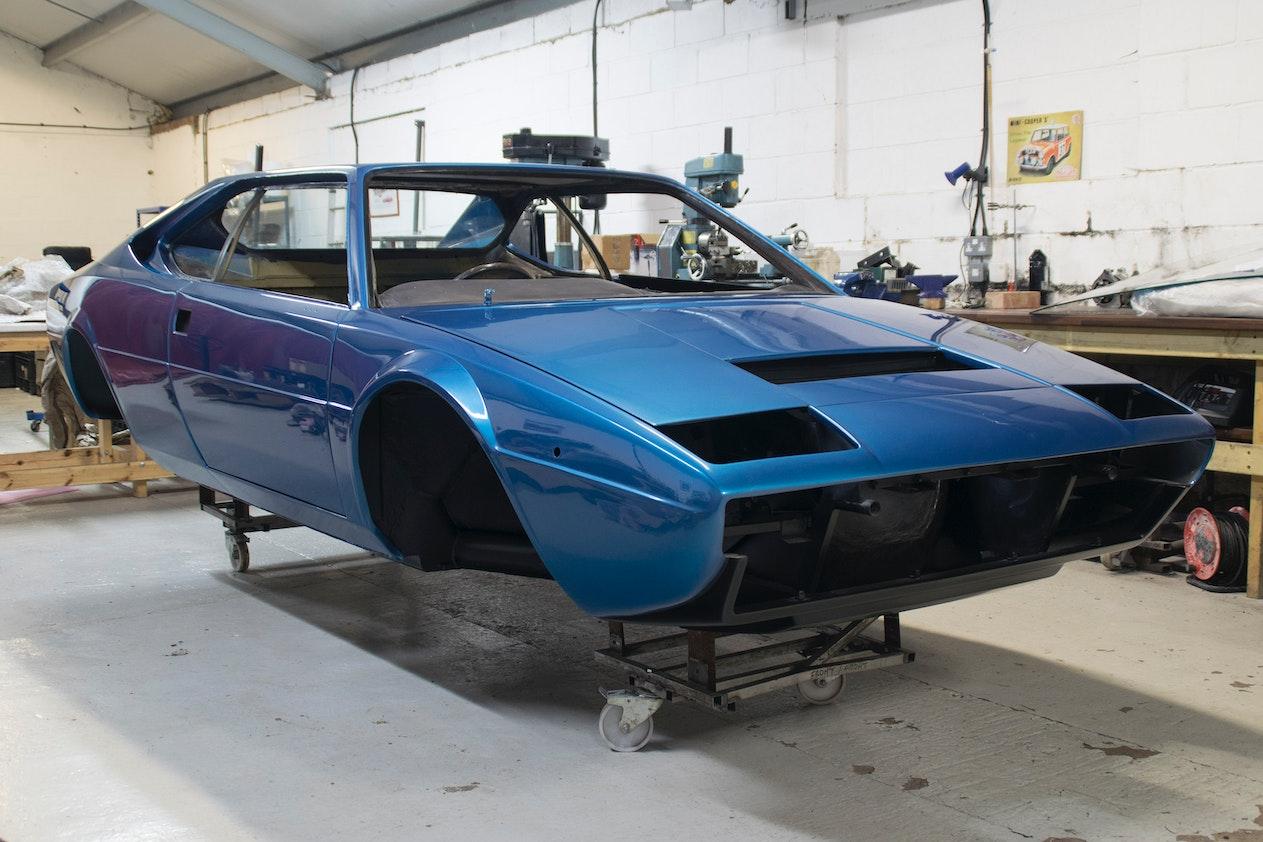 1977 FERRARI DINO 308 GT4