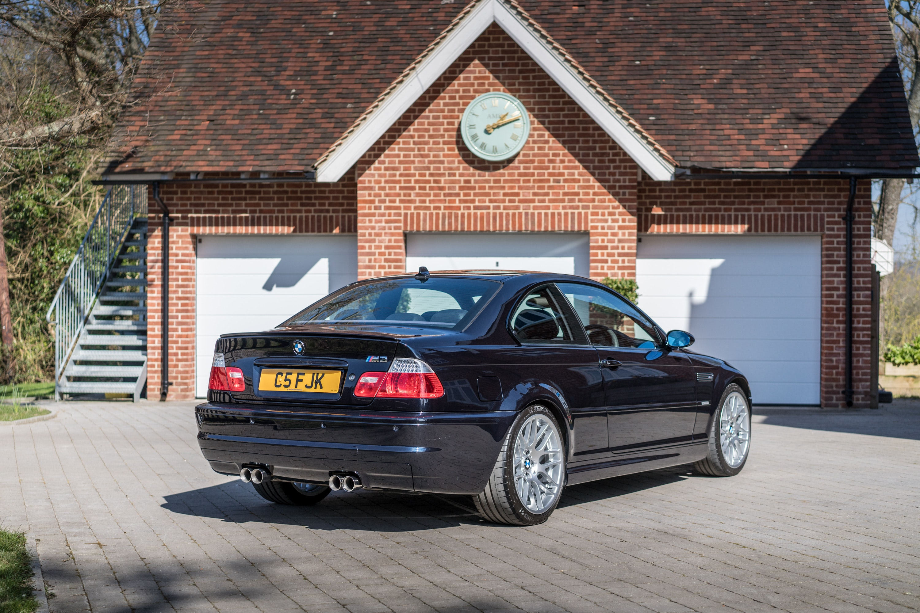 Reserve Lowered 2005 Bmw E46 M3 Cs Smg