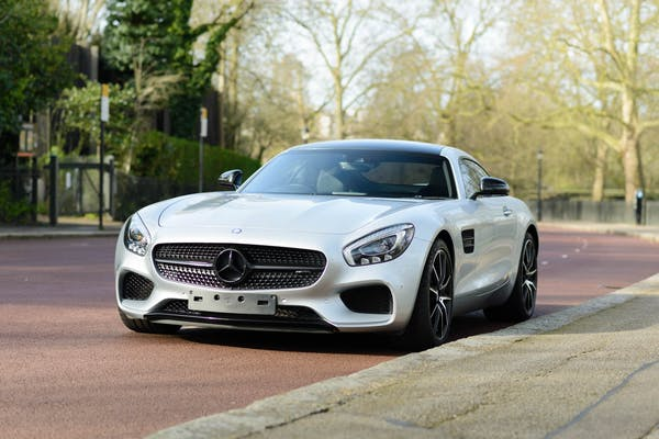 RESERVE LOWERED: 2015 MERCEDES-BENZ AMG GTS