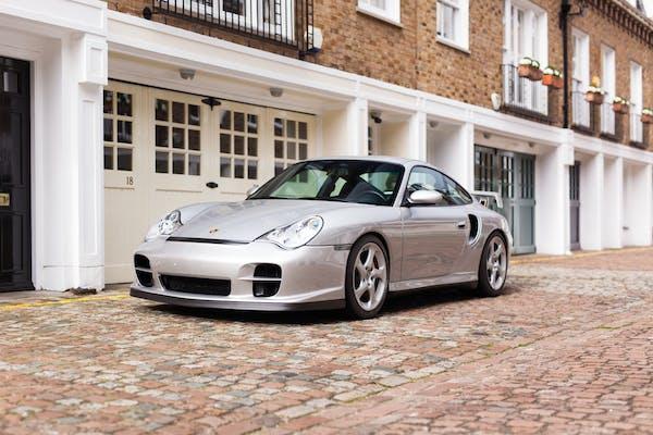2001 PORSCHE 911 (996) GT2