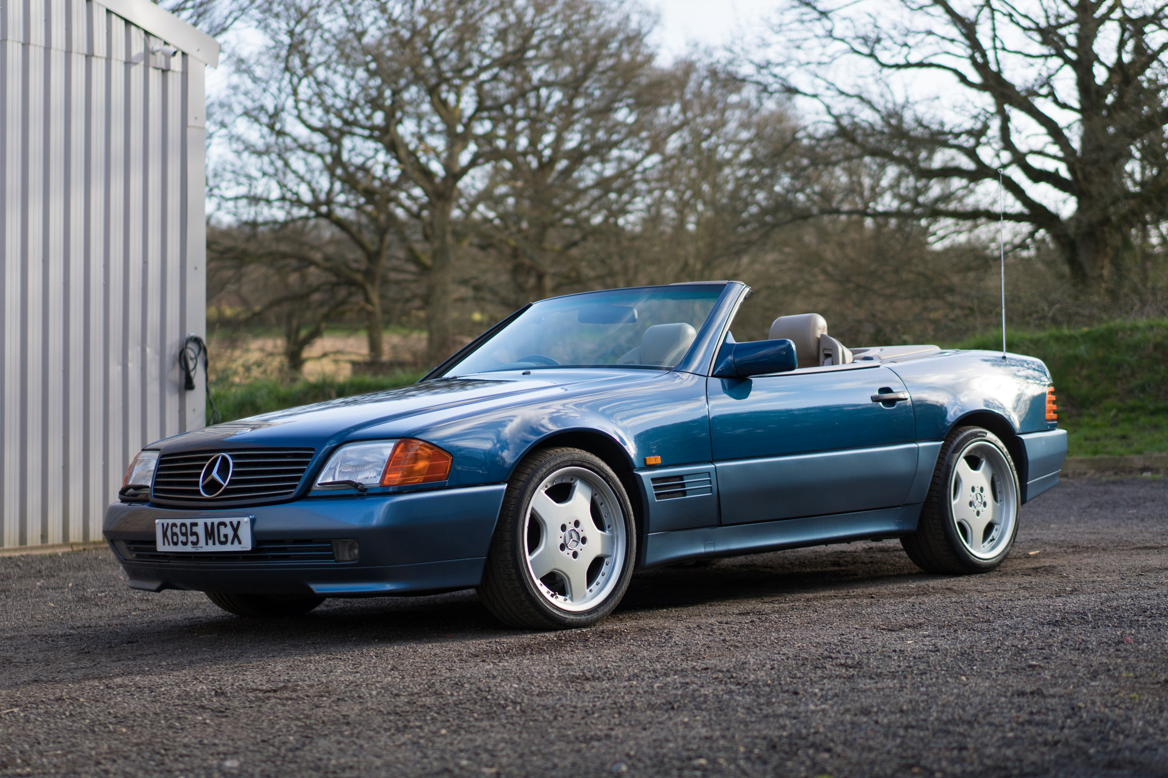 1993 MERCEDES-BENZ (R129) 300SL-24