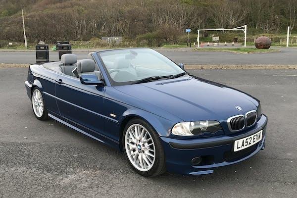 2002 BMW (E46) 330Ci SPORT CONVERTIBLE