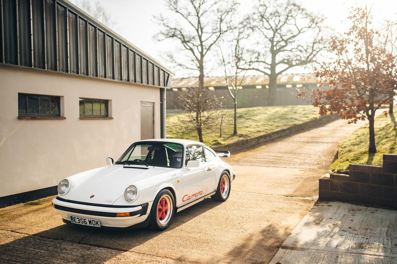 1988 PORSCHE 911 CARRERA 3.2 CLUB SPORT