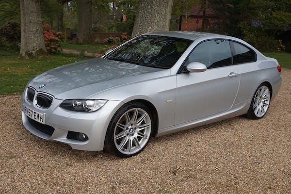 2007 BMW (E92) 325i M SPORT COUPE