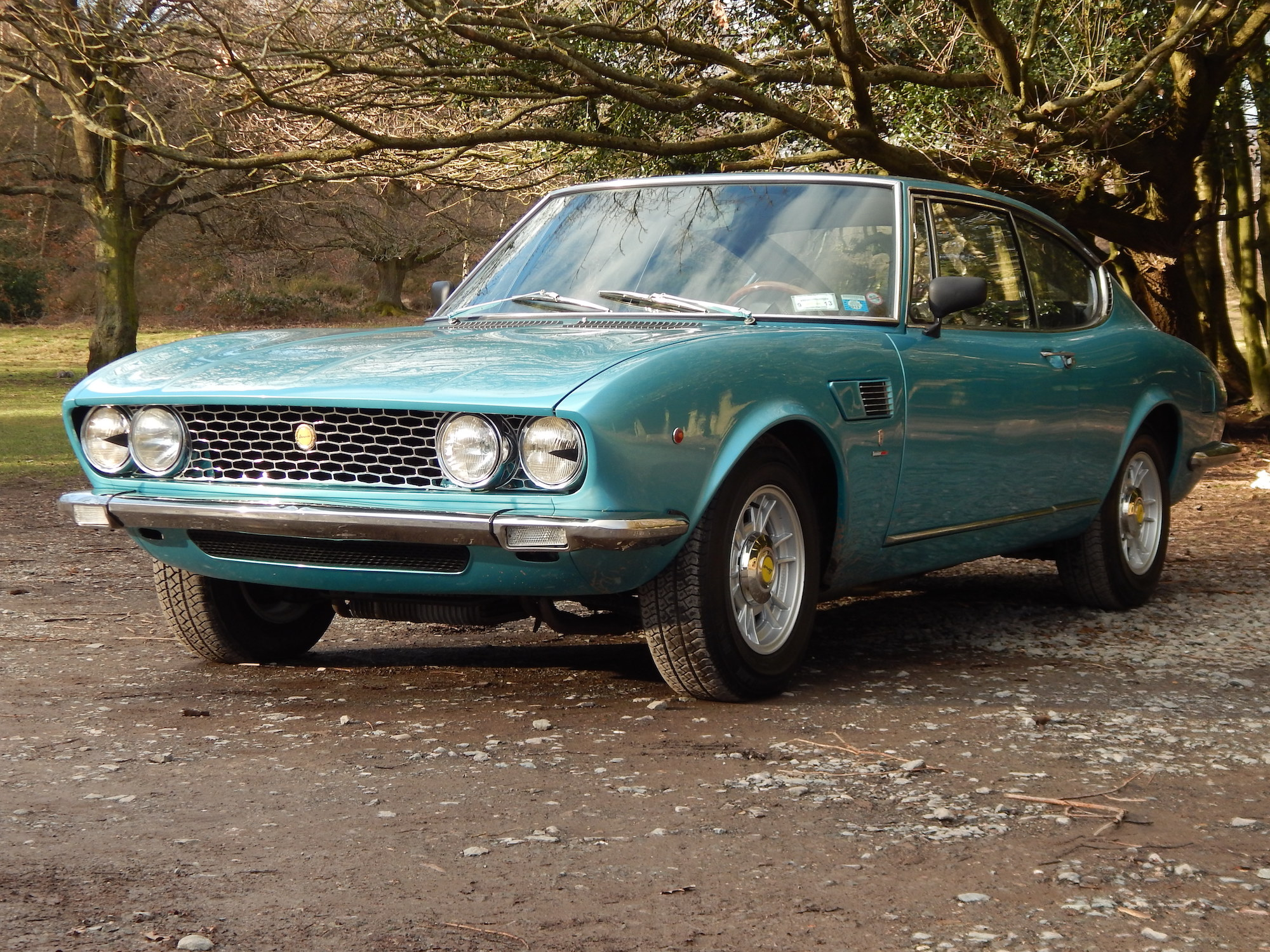 1968 FIAT DINO COUPE 2000