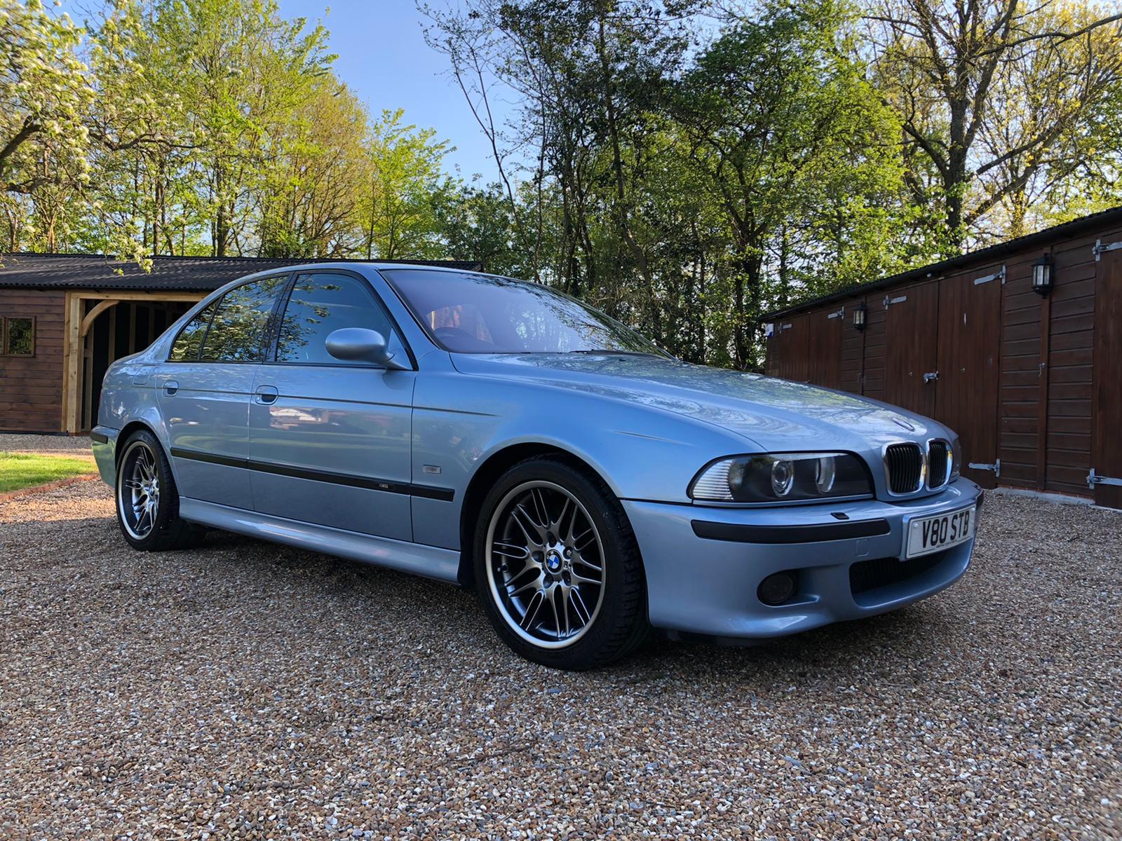 1999 Bmw E39 M5