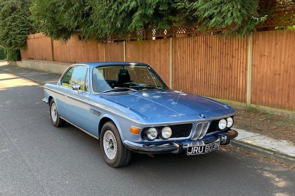 1974 BMW (E9) 3.0 CS