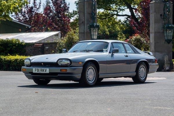 1988 JAGUAR XJR-S TWR LE MANS CELEBRATION