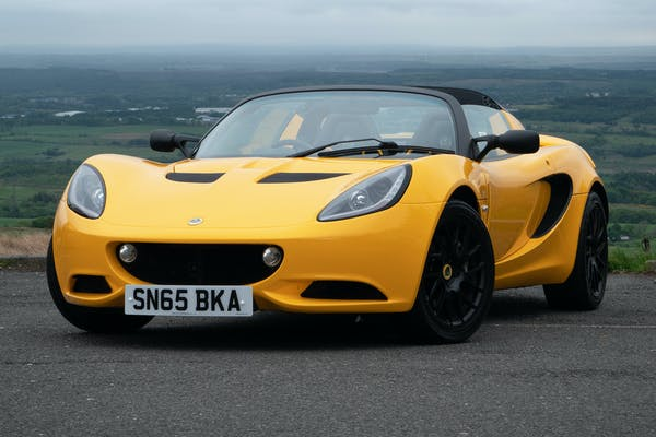 2015 LOTUS ELISE 20TH ANNIVERSARY SPECIAL EDITION