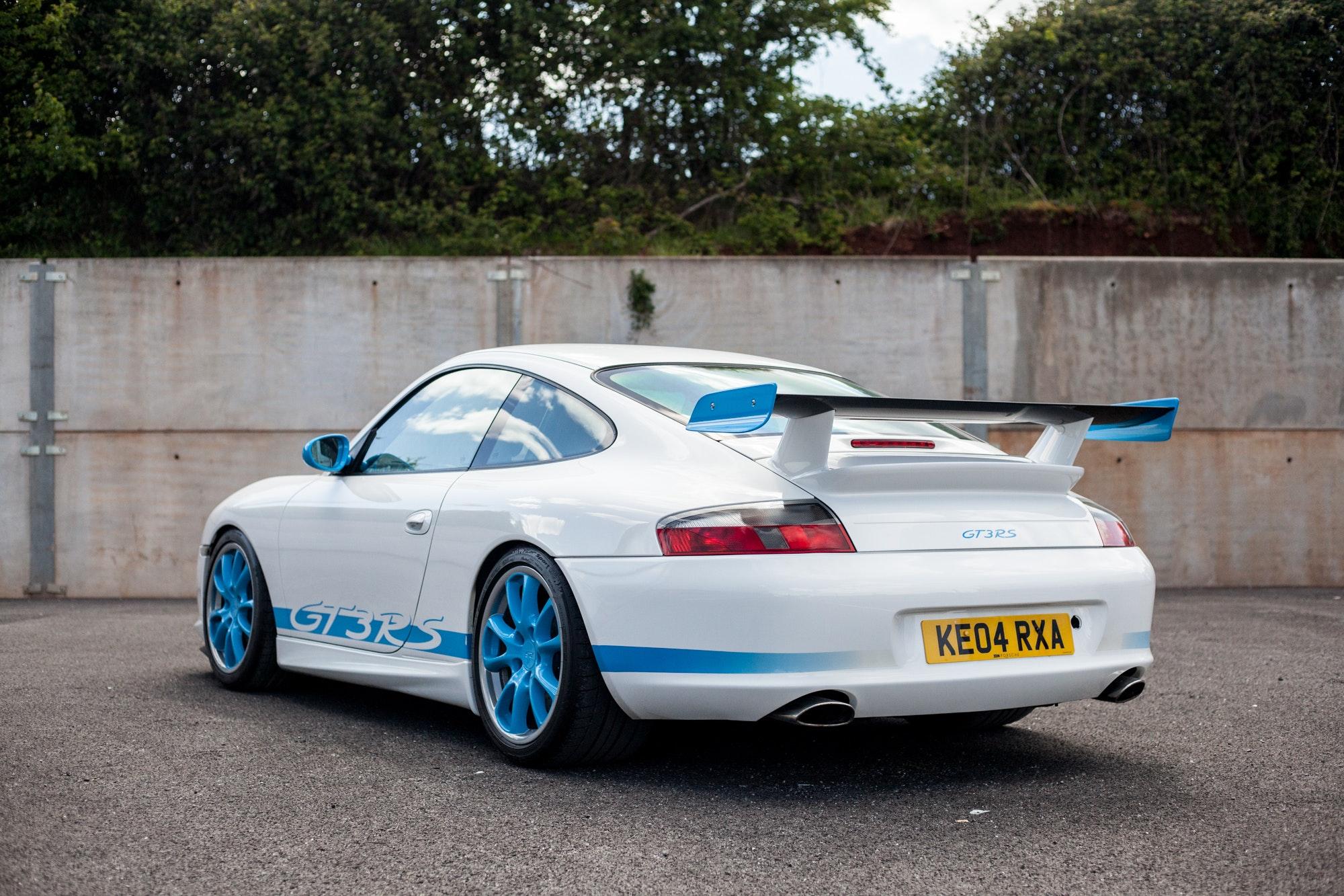 2004 Porsche 911 996 Gt3 Rs