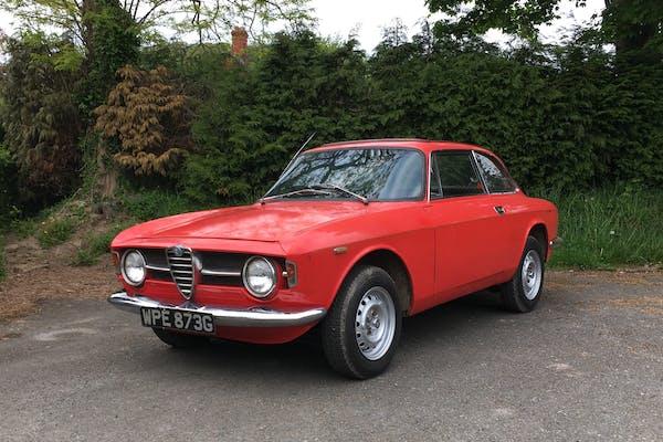 1968 ALFA ROMEO GT 1300 JUNIOR