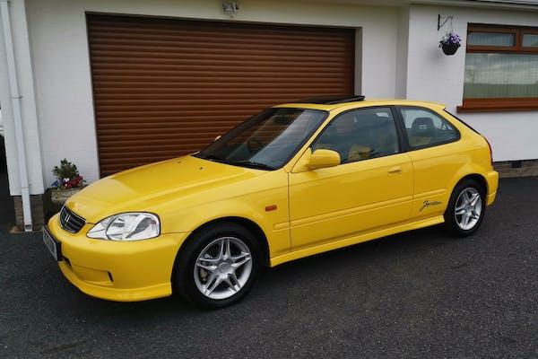 1999 HONDA CIVIC VTi-S JORDAN