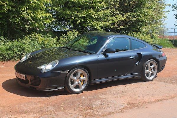 2005 PORSCHE 911 (996) TURBO S