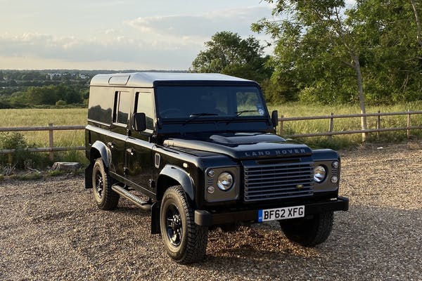 2012 LAND ROVER DEFENDER 110 XS UTILITY WAGON
