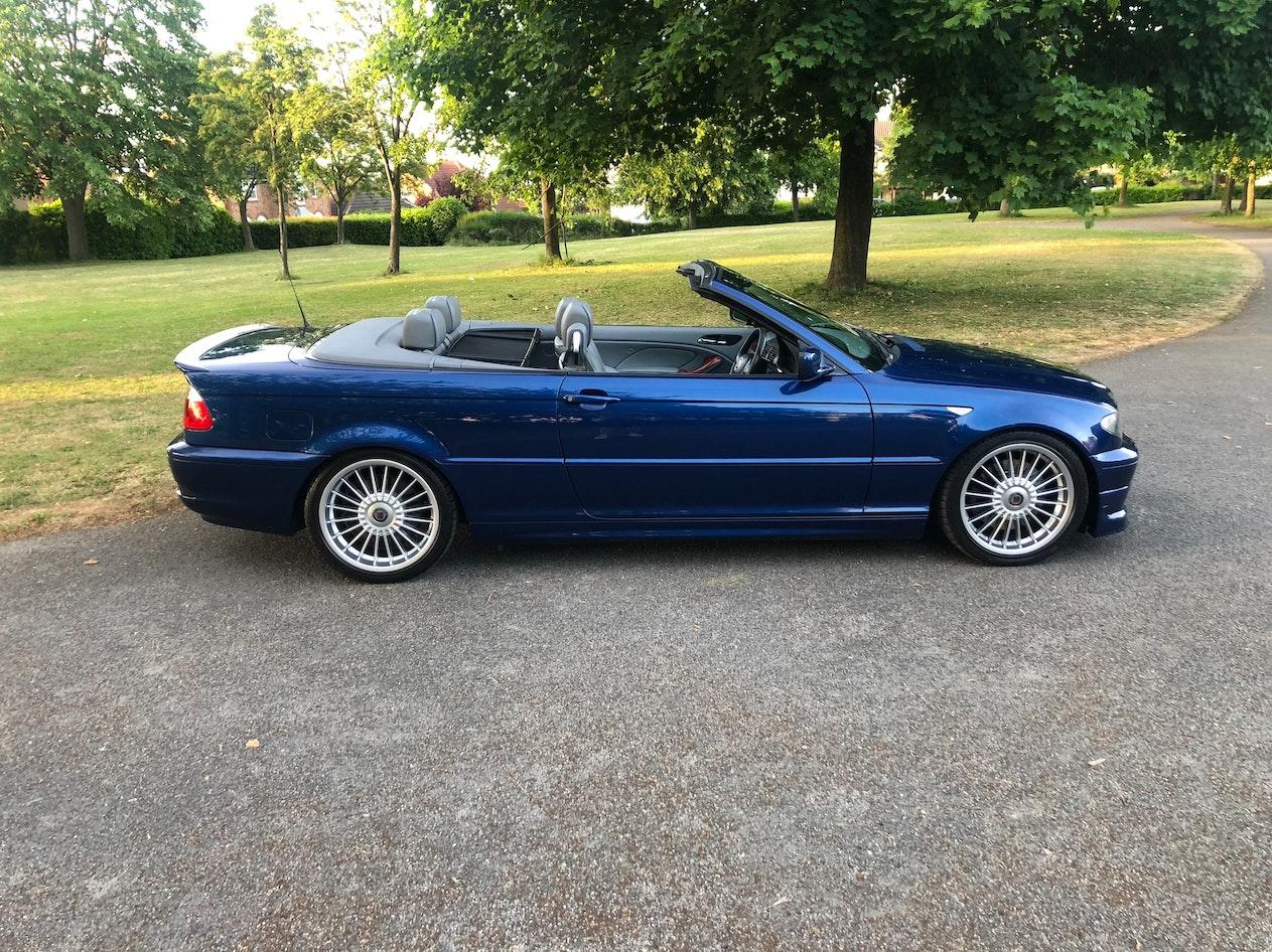 2003 BMW ALPINA (E46) B3 S CONVERTIBLE