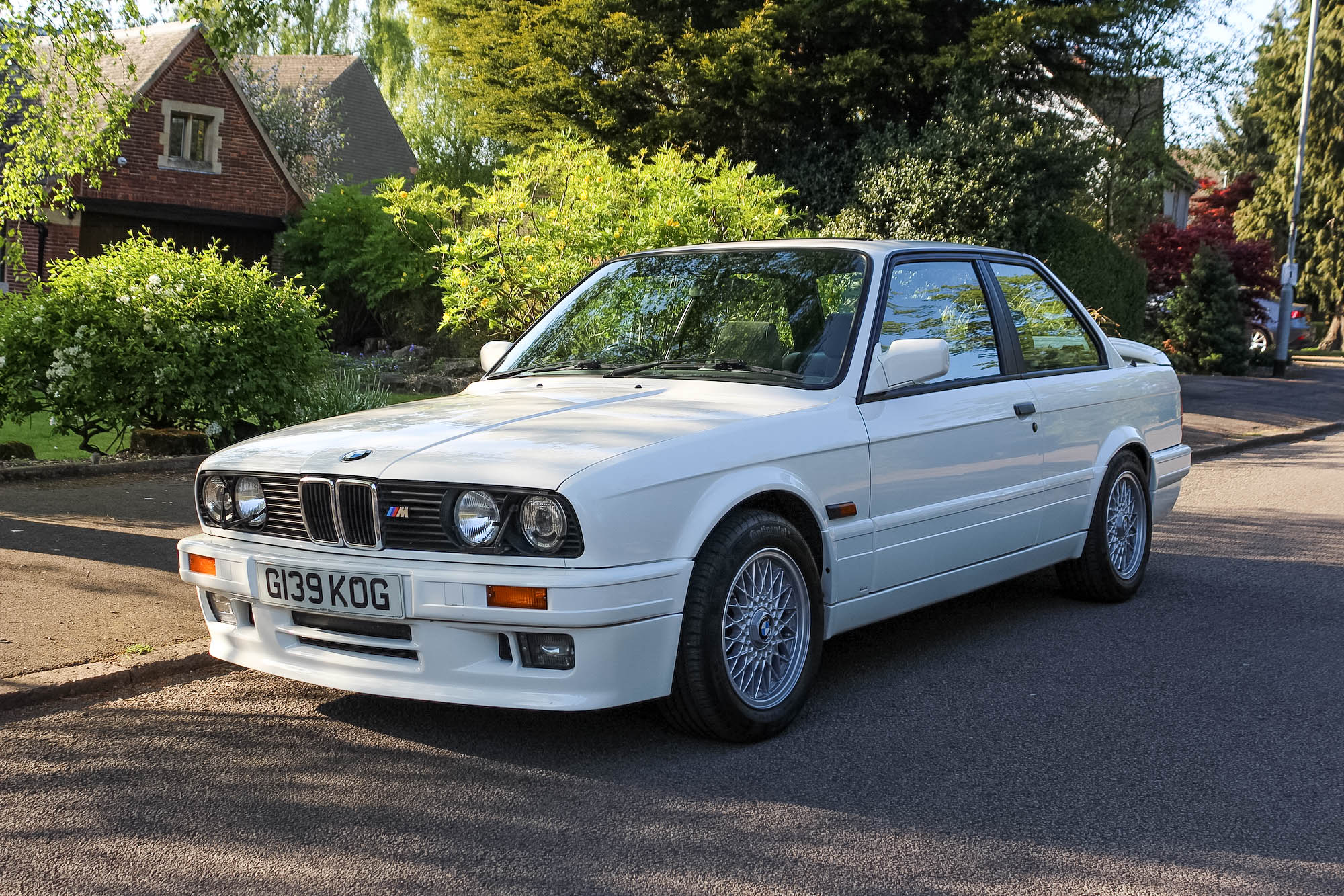 1990 Bmw E30 325i Coupe M Tech 2