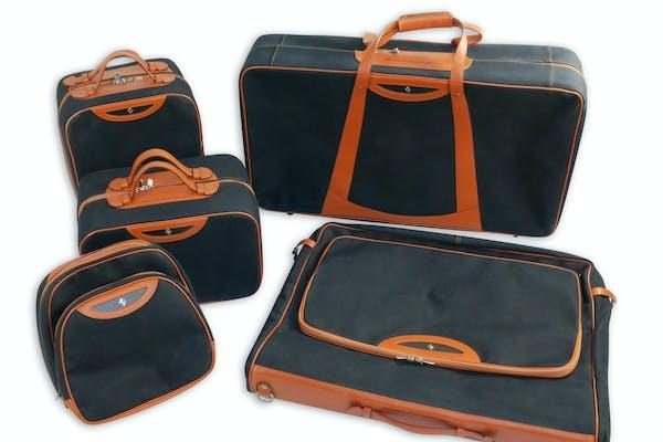 SCHEDONI LUGGAGE FOR FERRARI 550 BARCHETTA