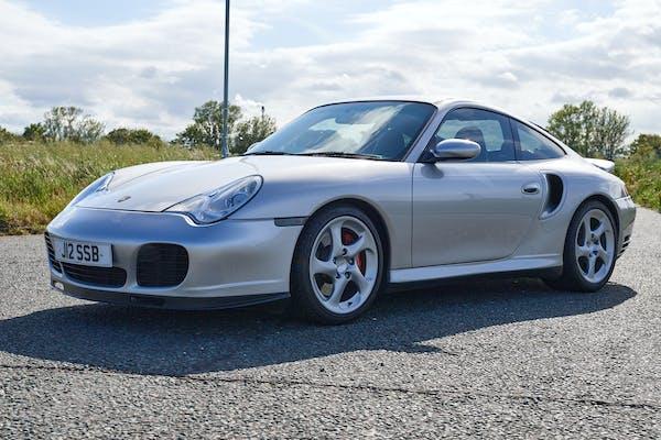 2000 PORSCHE 911 (996) TURBO