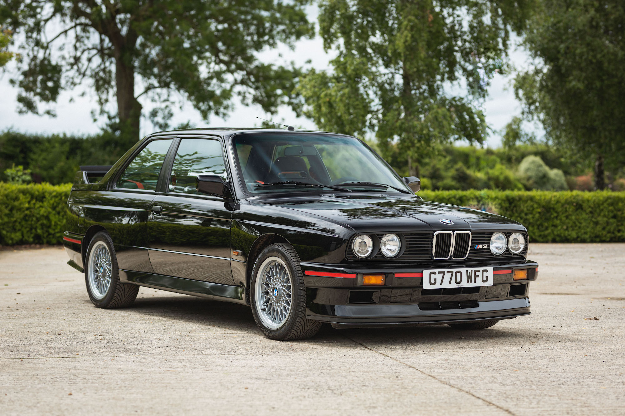1990 Bmw M3 E30 Sport Evolution Ex Chris Harris