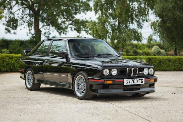 1990 BMW M3 (E30) SPORT EVOLUTION - EX-CHRIS HARRIS