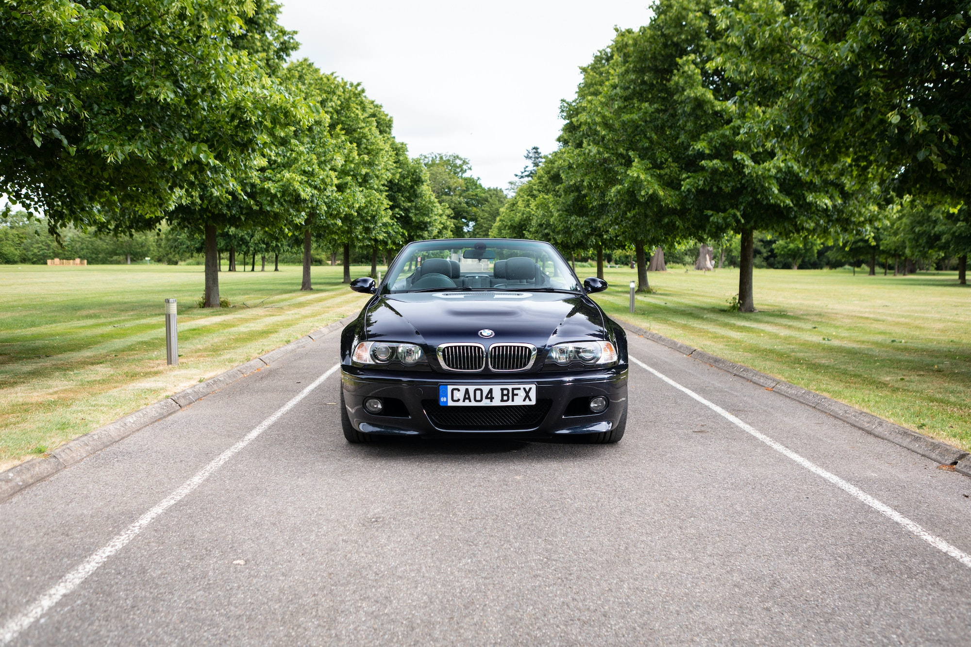 2004 Bmw E46 M3 Convertible