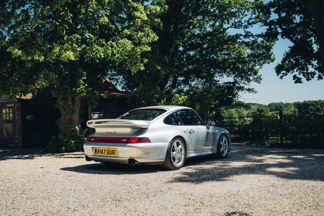 1998 PORSCHE 911 (993) TURBO S