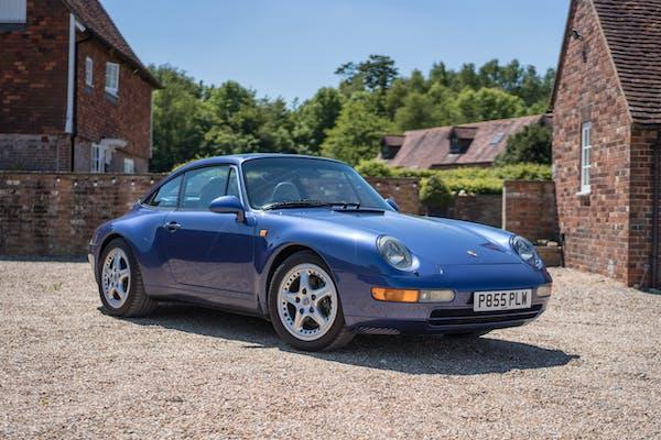 1997 PORSCHE 911 (993) TARGA