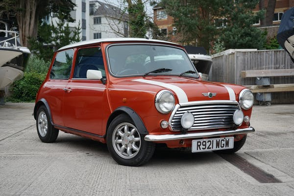 1998 ROVER MINI COOPER - 10,147 MILES FROM NEW