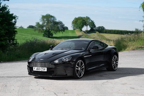 2010 ASTON MARTIN DBS CARBON BLACK EDITION - 3,000 MILES