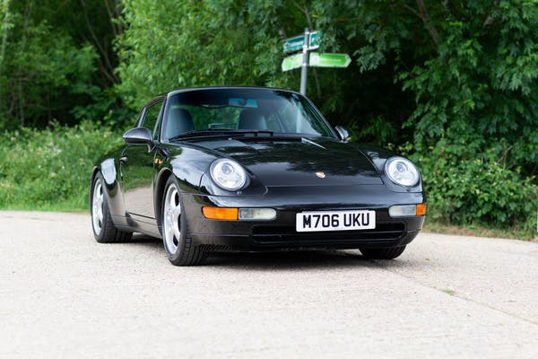 1994 PORSCHE 911 (993) CARRERA TIPTRONIC