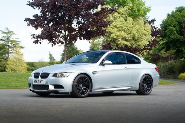 2012 BMW (E92) M3 FROZEN SILVER EDITION - 23,400 MILES