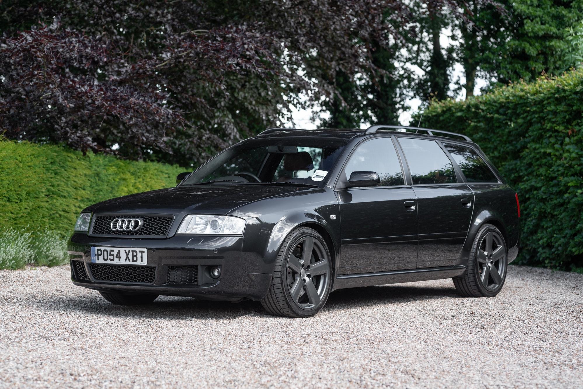 2004 Audi Rs6 Avant Plus