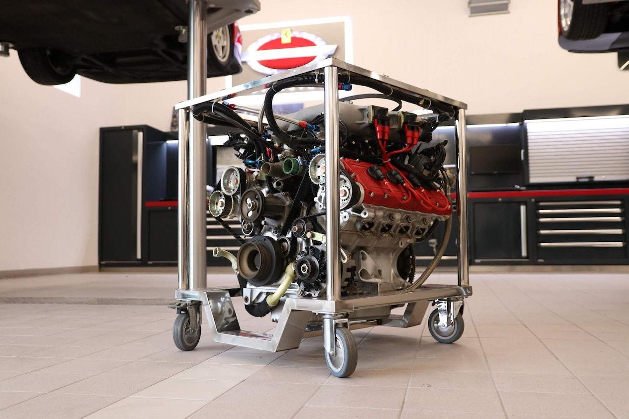 FERRARI F40 ENGINE - 1,000KM FROM NEW