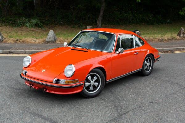 1972 PORSCHE 911 S 2.4 MFI