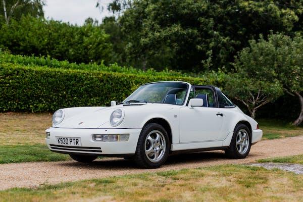1993 PORSCHE 911 (964) CARRERA 2 TARGA