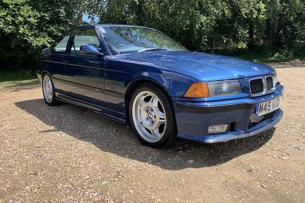 1995 BMW (E36) M3 COUPE
