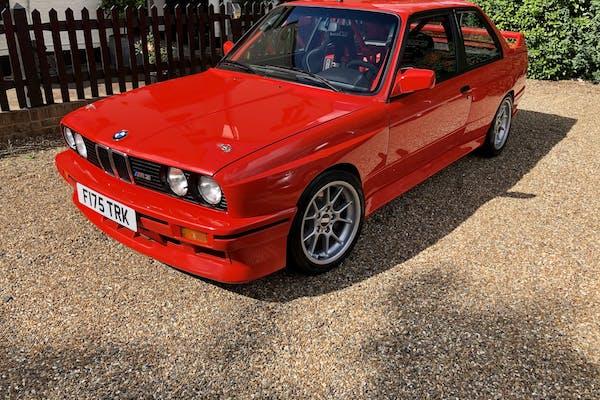 1987 BMW (E30) M3