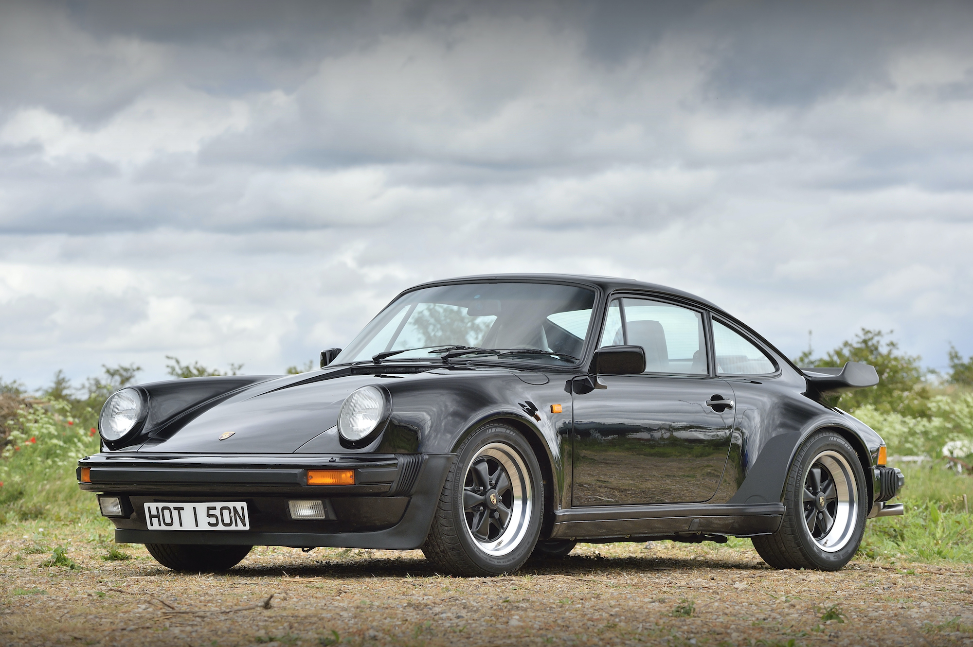 1987 Porsche 911 930 Turbo Lhd And One Owner