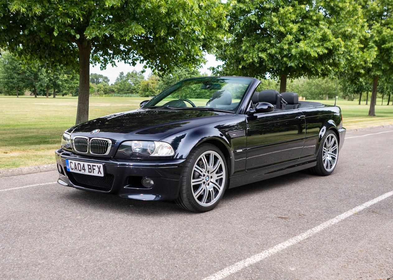 2004 BMW (E46) M3 CONVERTIBLE
