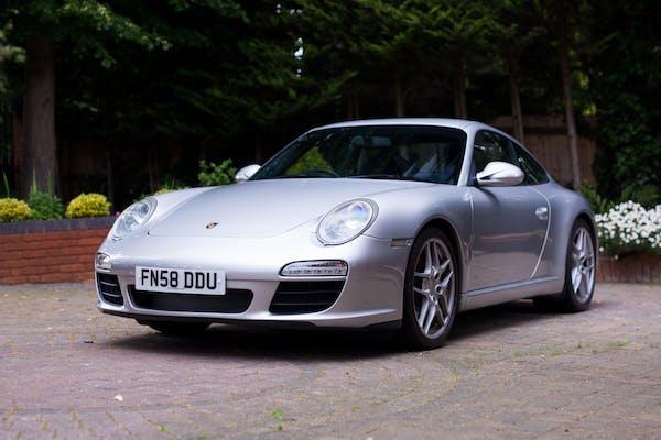 2008 PORSCHE 911 (997.2) CARRERA S