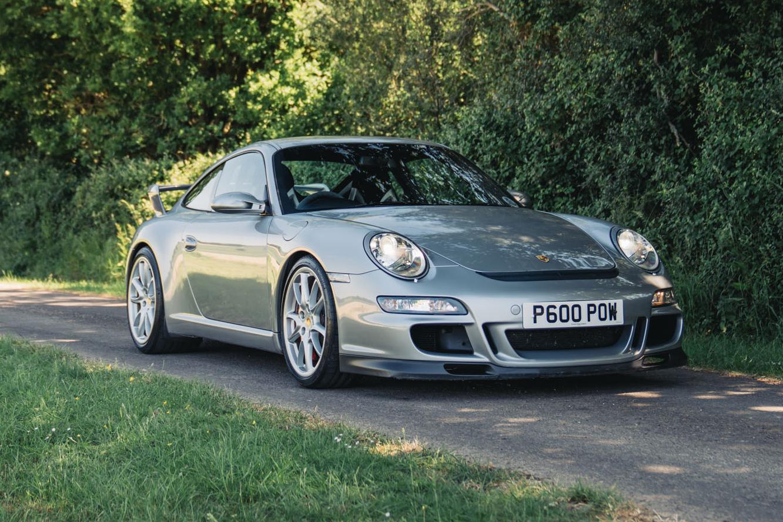 2007 PORSCHE 911 (997) GT3 CLUBSPORT