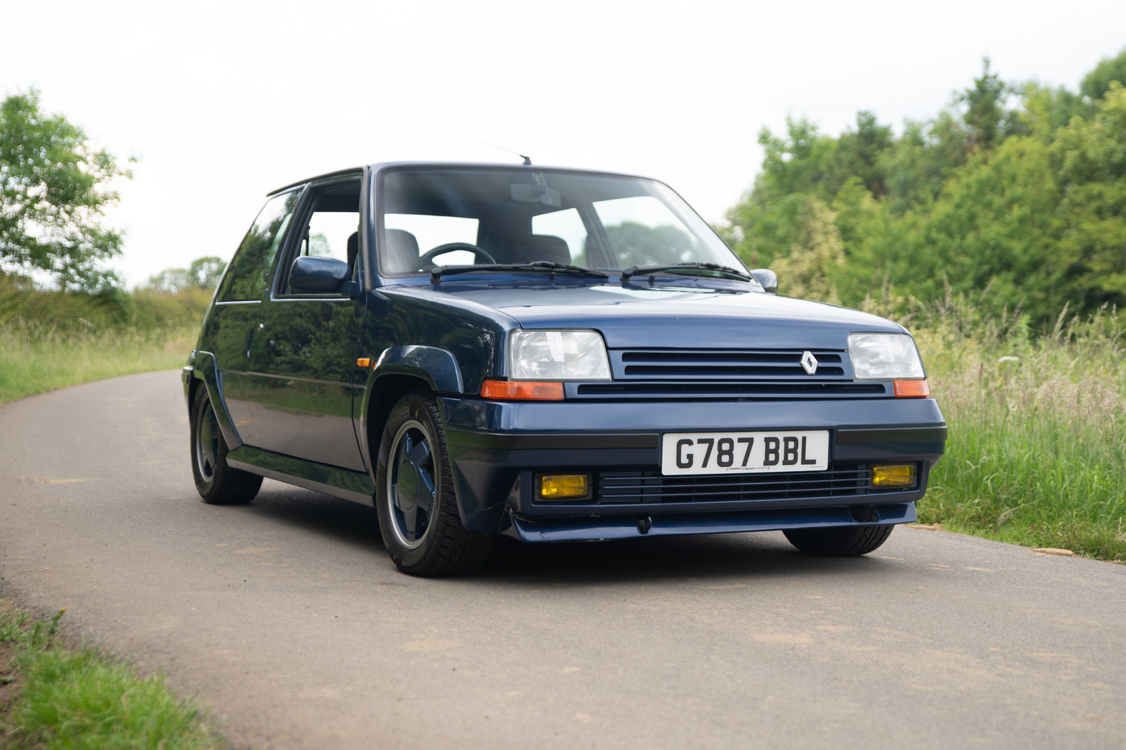 1990 RENAULT 5 GT TURBO RAIDER