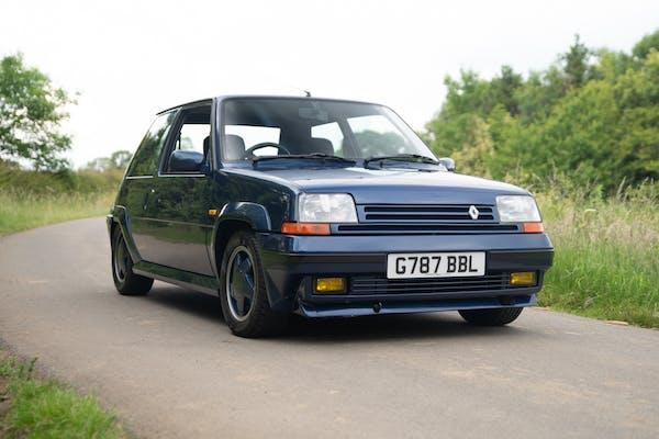 1990 RENAULT 5 GT TURBO RAIDER