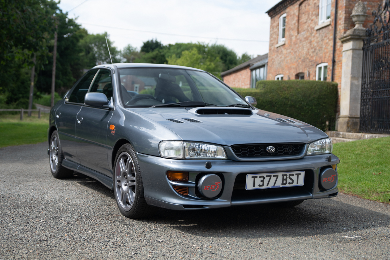 1999 SUBARU IMPREZA TURBO RB5