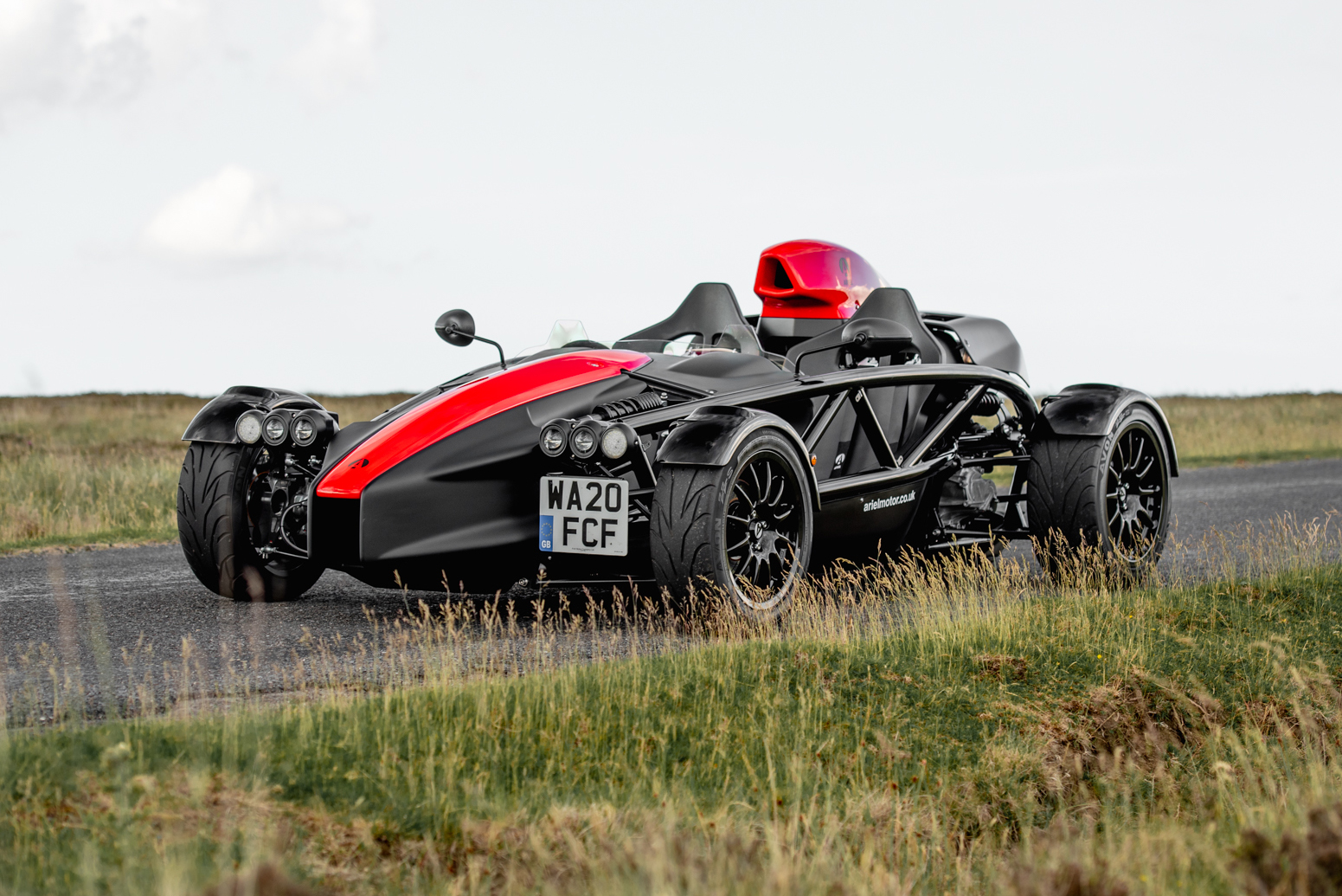 2020 ARIEL ATOM 4 - 700 MILES FROM NEW