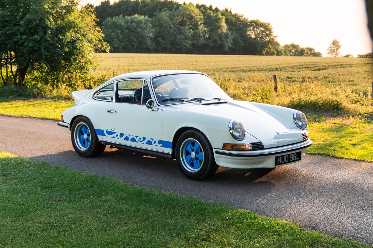1973 Porsche 911 Carrera 2 7 Rs Touring